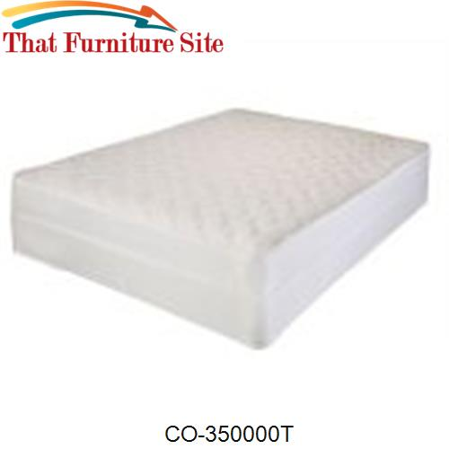 Twin Mattress Foundation by Coaster Furniture  | Austin