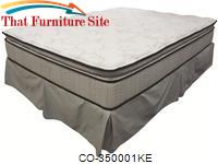 E King Mattress by Coaster Furniture