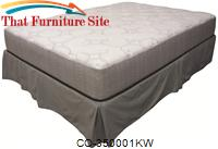 Cal King Mattress by Coaster Furniture