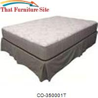 Twin Mattress by Coaster Furniture