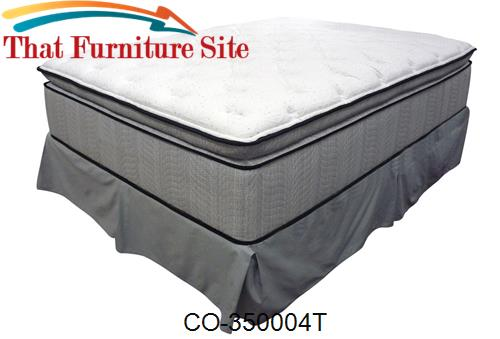 Twin Mattress by Coaster Furniture  | Austin