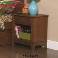 Aiden Casual Storage Nightstand by Coaster Furniture
