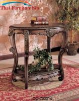 Accent Tables Oval Accent Table by Coaster Furniture