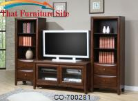 Madison - Coaster TV Stand by Coaster Furniture