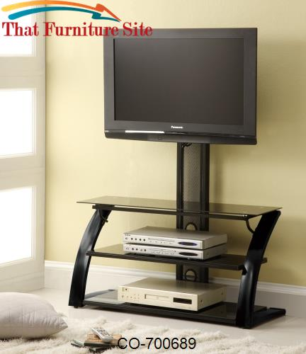 TV Stands TV Stand with Hanging Support by Coaster Furniture  | Austin