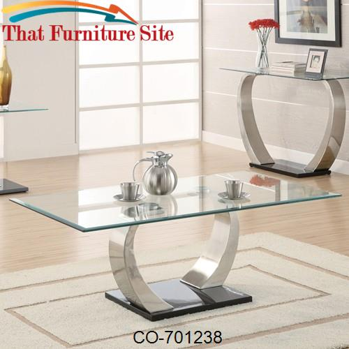 Shearwater Coffee Table by Coaster Furniture  | Austin