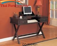Dickson Table Desk with Hinged Top by Coaster Furniture