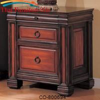 Chomedey Traditional File Cabinet by Coaster Furniture