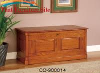 Cedar Chests Solid Wood Cedar Chest by Coaster Furniture