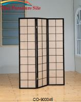 FOLDING SCREEN by Coaster Furniture