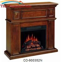 FIREPLACE MANTEL by Coaster Furniture