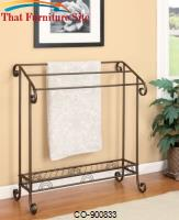 TOWEL RACK by Coaster Furniture