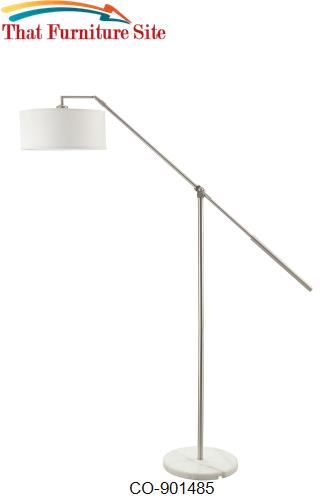 Floor Lamps Contemporary Floor Lamp by Coaster Furniture  | Austin