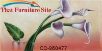 Wall Art Calla Lilies by Coaster Furniture