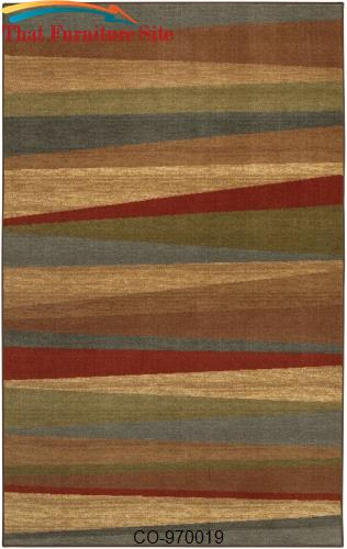 Mayan Sunset Rug by Coaster Furniture  | Austin