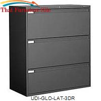 3 Drawer Lateral Cabinet by Global by Universal Discounters