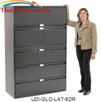 5 Drawer Lateral Cabinet by Global by Universal Discounters